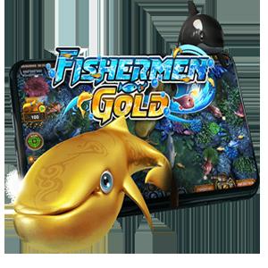 เกมส์ยิงปลา(Fishermen Gold)